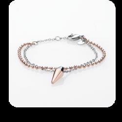 Apyrankė Storm Pendulum Bracelet Rose Gold