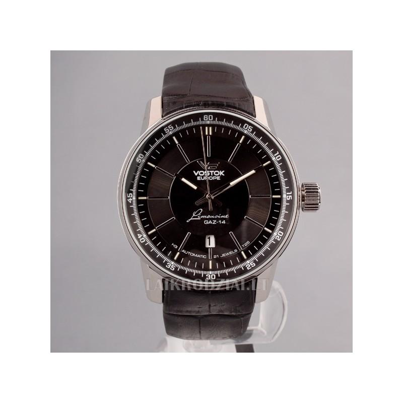 Watches vostok europe gaz 14 limousine nh35a 5651137 for Vostok europe watches