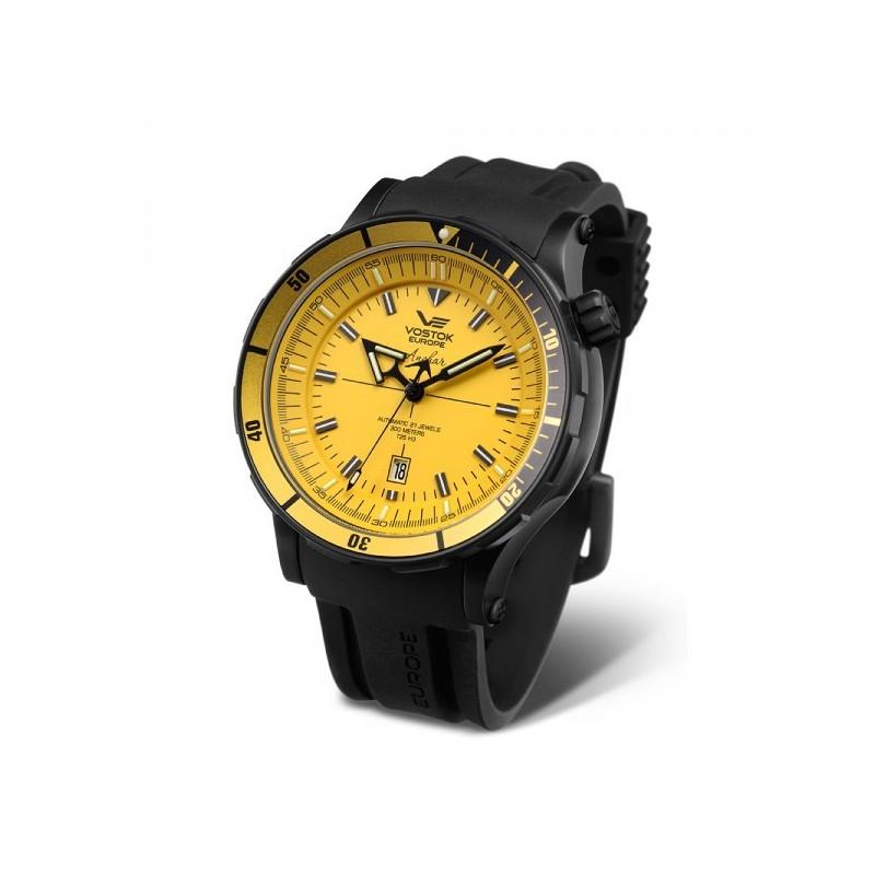Watches vostok europe anchar 8215 5104144 for Vostok europe watches
