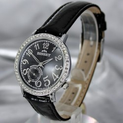 BISSET Queen Ice BSAX01Q LS BK BK
