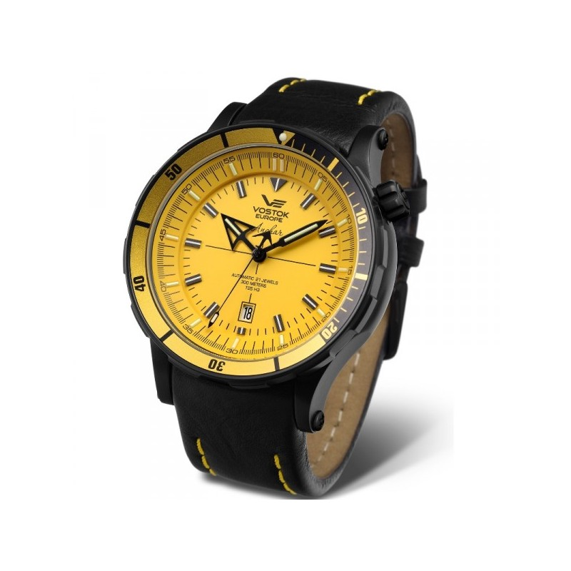 Watches vostok europe anchar nh35a 5104144 for Vostok europe watches
