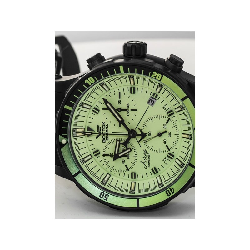 Watches vostok europe anchar 6s30 5104214 cyrillic collection for Vostok europe watches