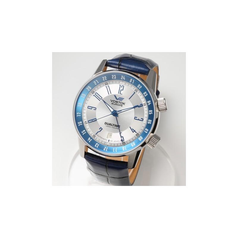 Watches vostok europe gaz 14 limousine automatic 2426 5601057 for Vostok europe watches