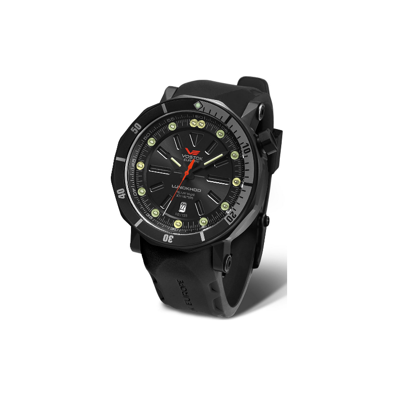 Watches vostok europe lunokhod nh35a 6204208 for Vostok europe watches