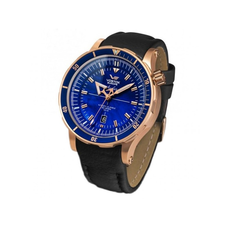 Watches vostok europe anchar nh35a 5109246 for Vostok europe watches