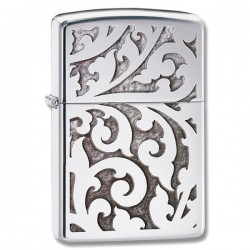 Žiebtuvėlis  ZIPPO 28530 Filigree High Polish Chrome
