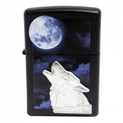 Žiebtuvėlis  ZIPPO 28879 Howling Wolf
