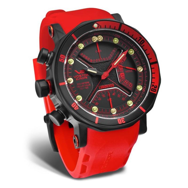 Watches vostok europe lunokhod 2 tm3603 6204204 for Vostok europe watches