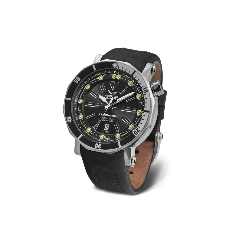 Watches vostok europe lunokhod nh35a 6205210 for Vostok europe watches