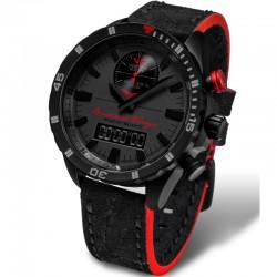 """Vostok-Europe """"Rally Timer by Benediktas Vanagas. Black edition"""" - Limituota serija"""