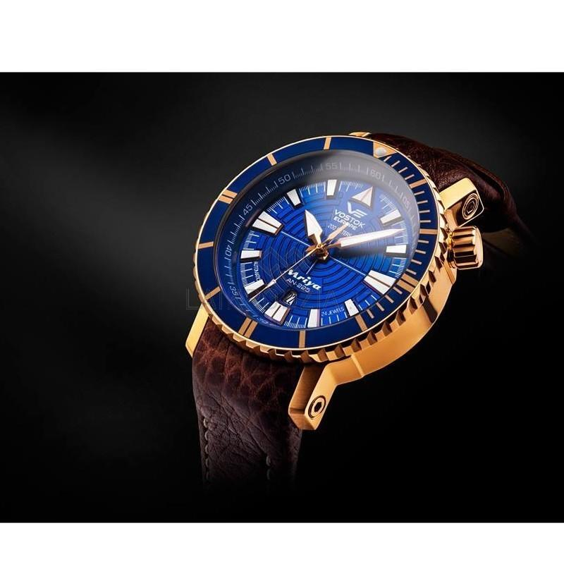Watches vostok europe mriya nh35a 5559232 for Vostok europe watches
