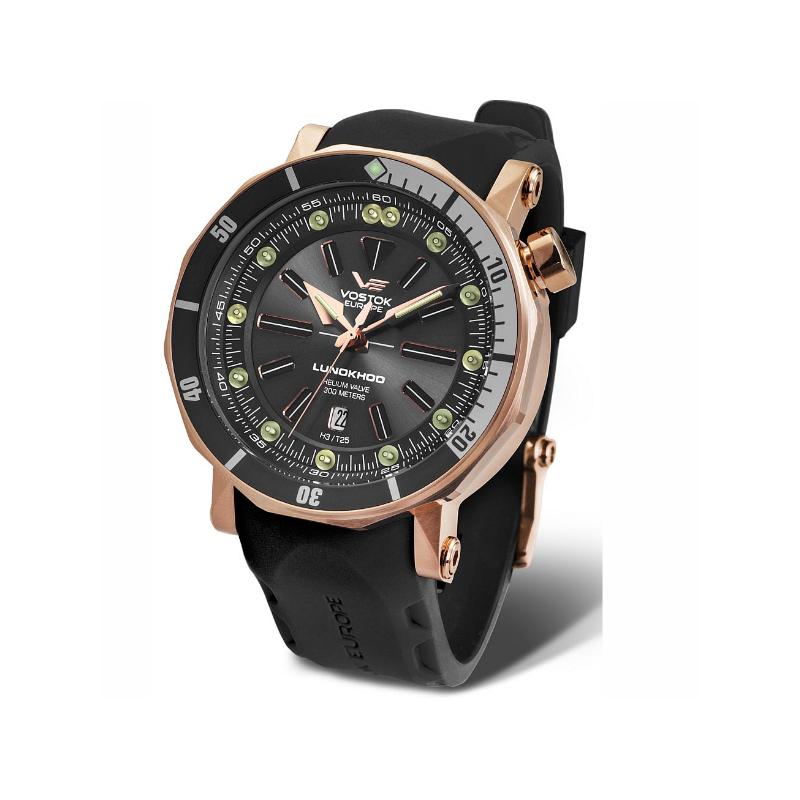 Watches vostok europe lunokhod nh35a 6209209 for Vostok europe watches