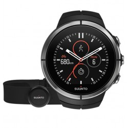 SUUNTO Spartan Ultra Black Chest Hr