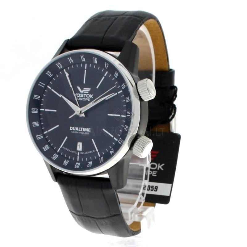 Watches vostok europe gaz 14 limousine 2426 5602059 for Vostok europe watches