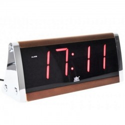 Electric Alarm Clock XONIX 1812/RED