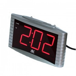 Electric Alarm Clock 1809/RED