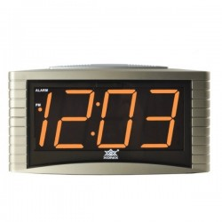 Electric Alarm Clock 1809/YELLOW