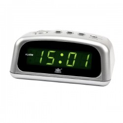Electric Alarm Clock 1228/GREEN