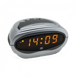 Electric Alarm Clock 0618/YELLOW