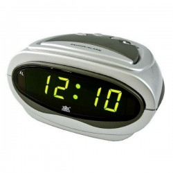 Electric Alarm Clock 0618/GREEN