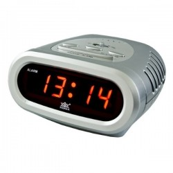 Electric Alarm Clock 0610/RED