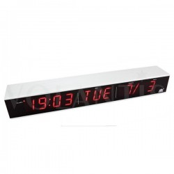 Electric Alarm Clock 0936/RED