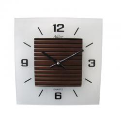 ADLER 21121W Sieninis kvarcinis laikrodis