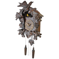 ADLER 24009W Cuckoo-clock. Color - walnut