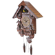ADLER 24017W Cuckoo-clock. Color - walnut