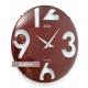 ADLER 21155BRD Sieninis kvarcinis laikrodis