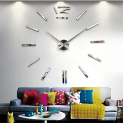 3D DIY Wall Clock SL 3D-002 Настенные часы
