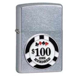 Žiebtuvėlis ZIPPO 24053 Poker Chip Emblem