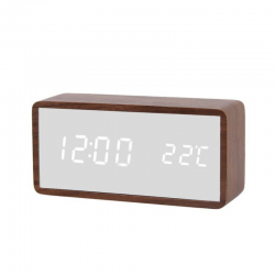 Электронные LED часы - будильник GHY-010JM/BR/WH