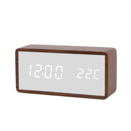 Elektrinis LED laikrodis XONIX GHY-010JM/BR/WH