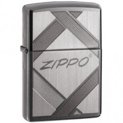 Žiebtuvėlis ZIPPO 20969 UNPARALLELED TRADITION BLACK ICE