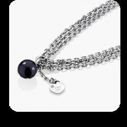 Vėrinys Storm Tazer Necklace Slate