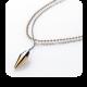 Vėrinys Storm Pendulum Necklace Gold