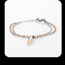 Apyrankė Storm Pendulum Bracelet Gold