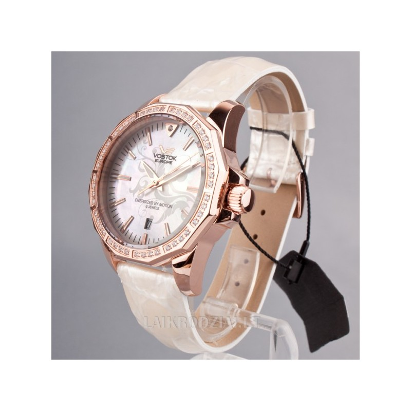 Watches vostok europe n1 rocket ladies yt57 2239164 for Vostok europe watches