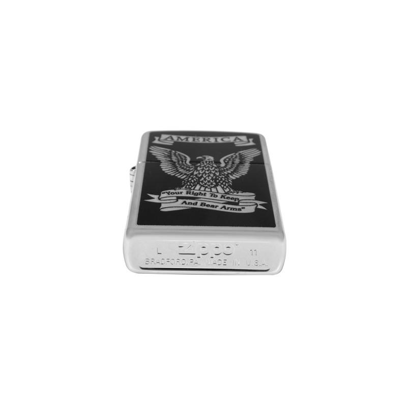 Iebtuv Liai Iebtuv Lis Zippo 28290 Classic Style American Eagle