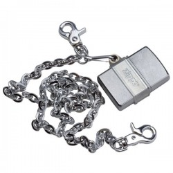 Žiebtuvėlis ZIPPO 24414Z Chain Lighter Combo