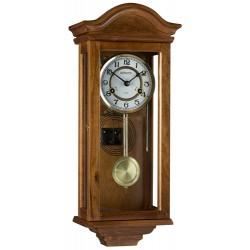 TEMPUS FUGIT 11W03/L11 sendintas riešutas Sieninis mechaninis laikrodis