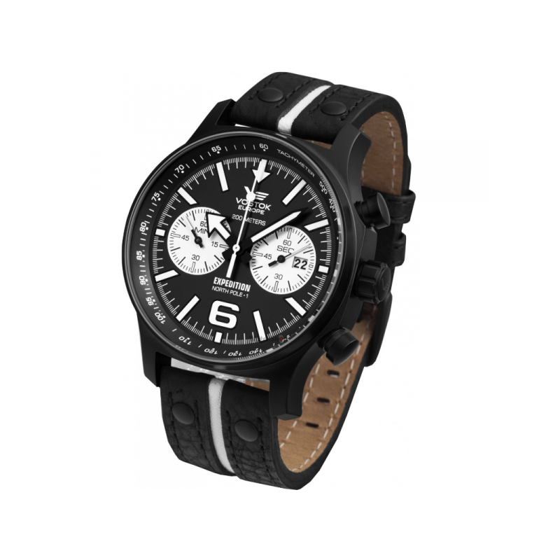 Watches vostok europe expedition 6s21 5954199 for Vostok europe watches
