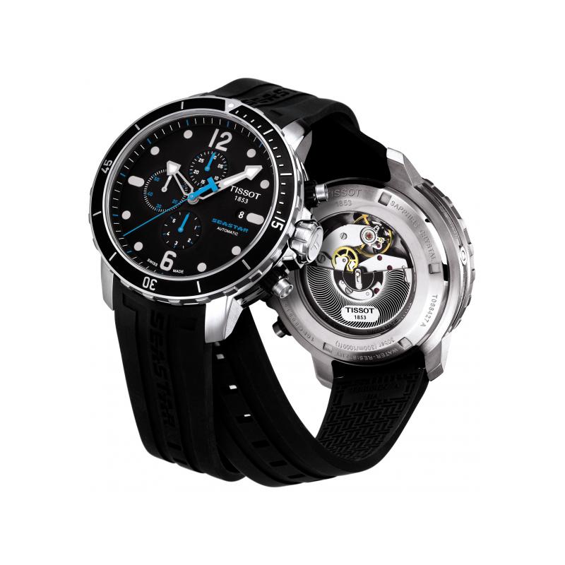 2f6925a56739 Watches - TISSOT SEASTAR 1000 AUTOMATIC CHRONOGRAPH T066.427.17.057.00