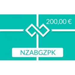 Dovanų kuponas-200