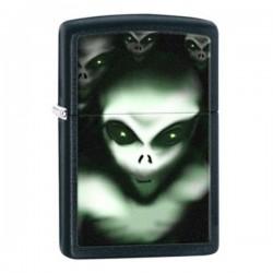 Lighter ZIPPO 28863 Aliens Black Matte