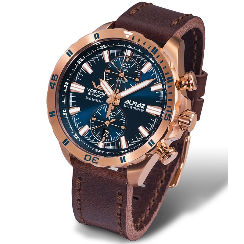 Watches - Vostok Europe Almaz 6S11-320B262 b911cd62cb