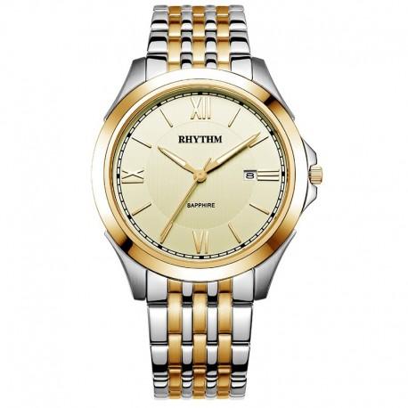Мужские часы Rhythm A1301S06 Женские часы Orient UY04003B