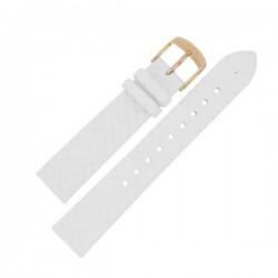 Laikrodžio dirželis BISSET BSAD81 balta