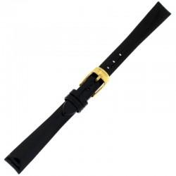 Laikrodžio dirželis BISSET BSAC95 juodas
